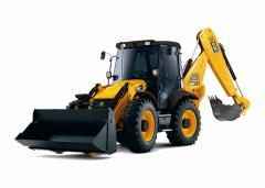 JCB 214 S - Backhoe Loader