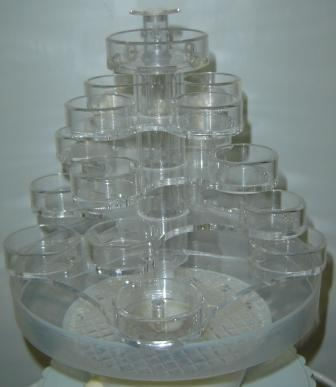 Event rentals foodservice and cake stands for 3 cakewalk terrace